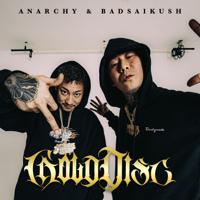 GOLD DISC - EP - ANARCHY & BADSAIKUSH