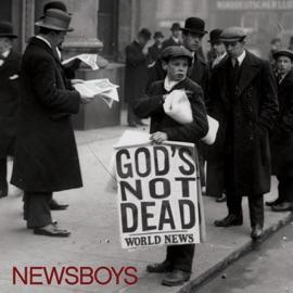God S Not Dead Like A Lion