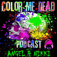Podcast cover art for Color Me Dead Podcast