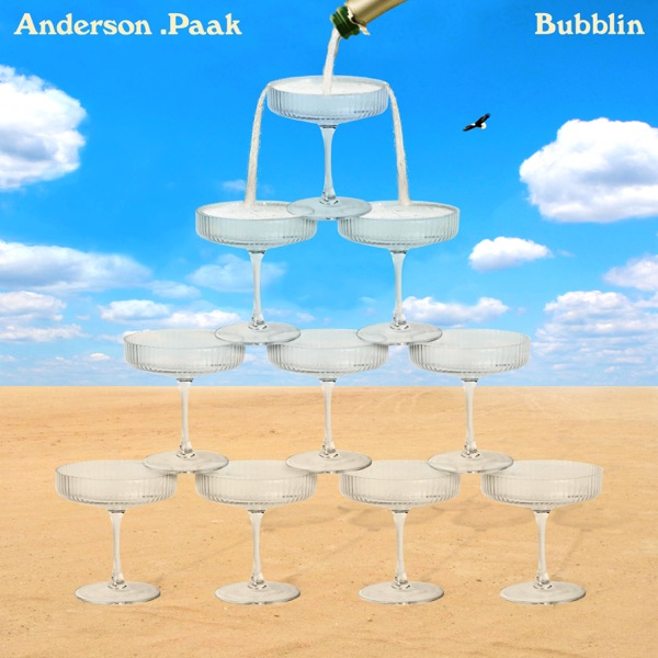 Bubblin - Anderson .Paak song image