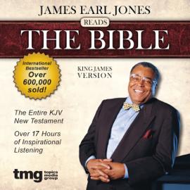 James Earl Jones Reads The Bible: King James Version (Unabridged) audiobook