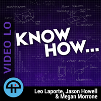 Podcast cover art for Know How... (Video LO)