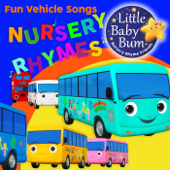 Fun Vehicle Songs for Children! Learn about Transport with LittleBabyBum