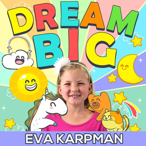 Cover image of Dream Big Podcast | Family-Friendly Show Inspiring Kids To Take Action & Live Their Dreams
