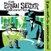 The Brian Setzer Orchestra - This Cat's On A Hot Tin Roof (Album Version)
