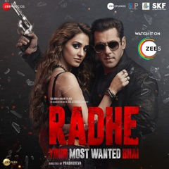 Radhe - Your Most Wanted Bhai (Original Motion Picture Soundtrack)
