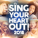 Various Artists - Sing Your Heart Out 2018