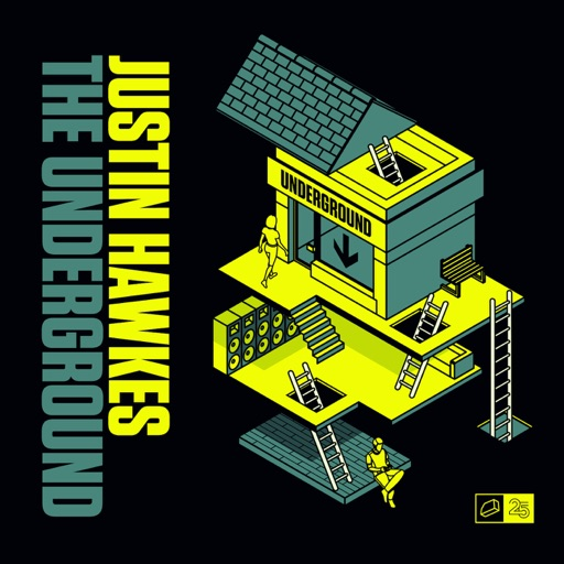 The Underground - Single by Justin Hawkes
