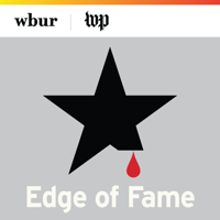 Podcast cover art for Edge of Fame