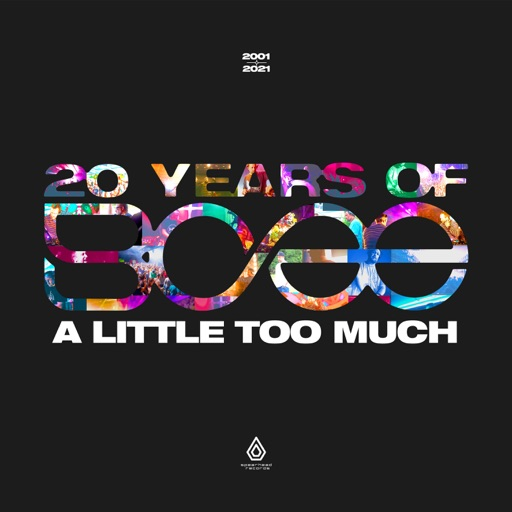 A Little Too Much - Single by BCee