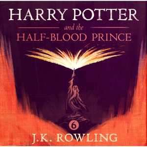 Harry Potter and the Half-Blood Prince, Book 6 (Unabridged) - J.K. Rowling audiobook, mp3