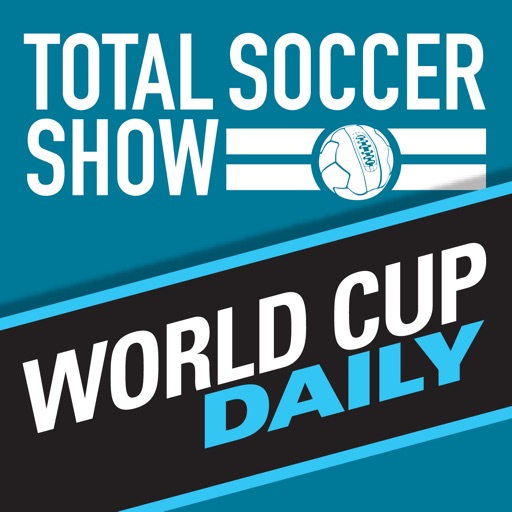 Cover image of The Total Soccer Show: World Cup 2018