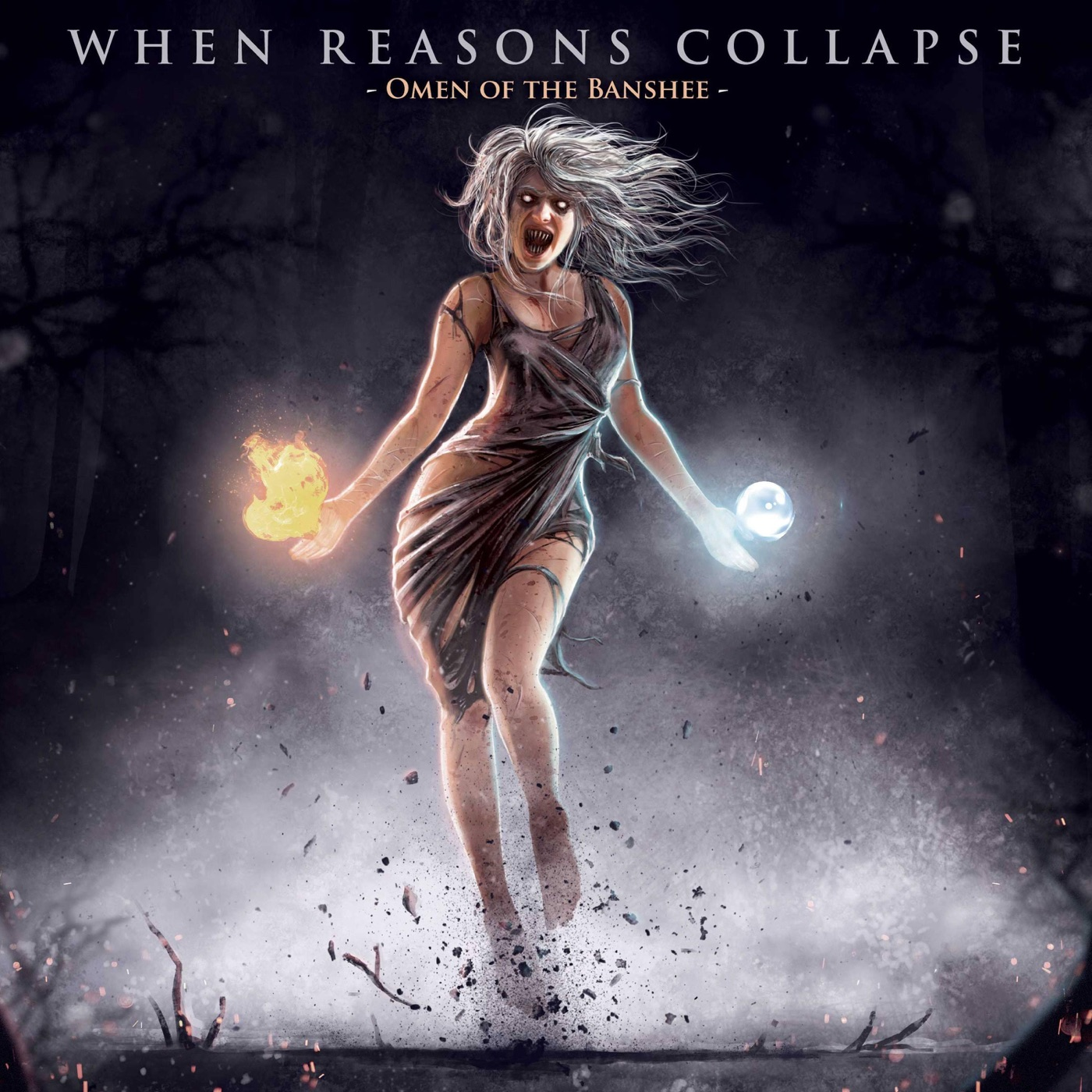 When Reasons Collapse - Omen of the Banshee (2018)