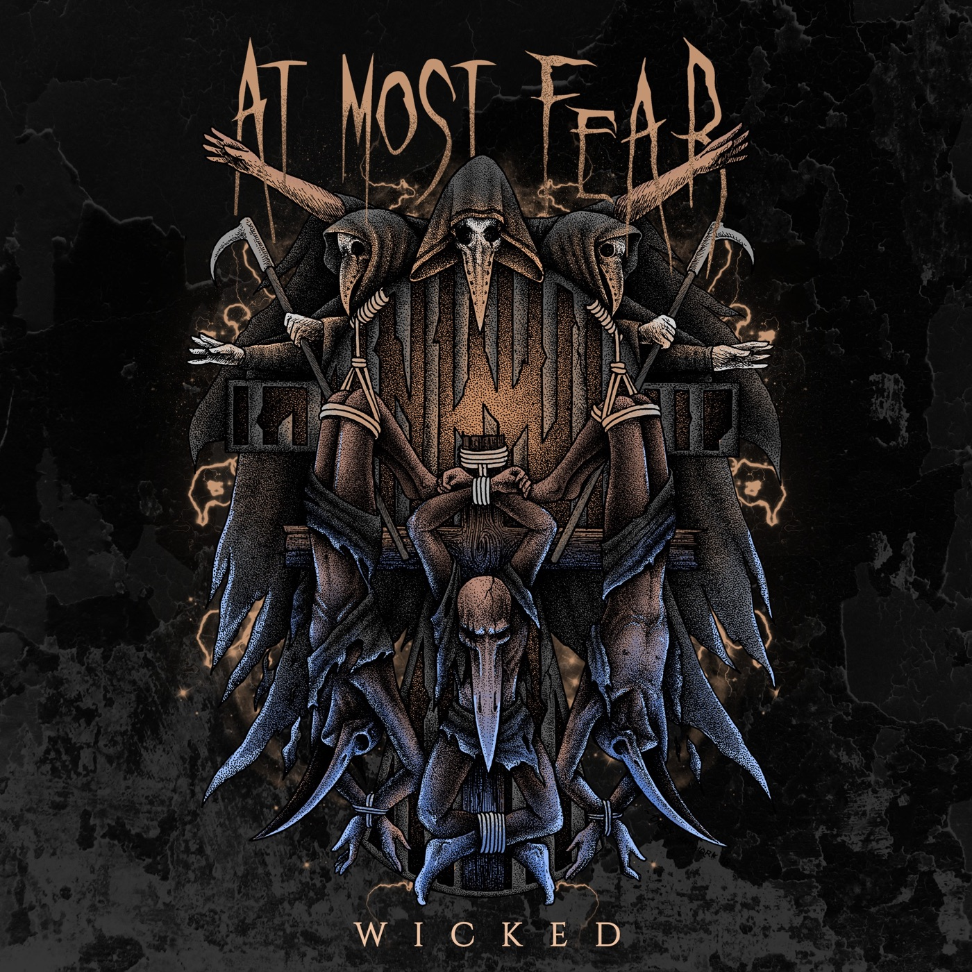 At Most Fear - Wicked (2018)