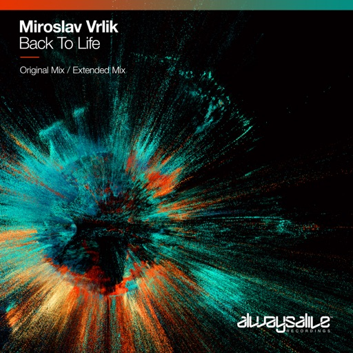 Back to Life - Single by Miroslav Vrlik