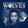 Selena Gomez & Marshmello - Wolves Grafik