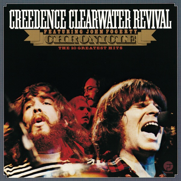 Creedence Clearwater Revival mit Bad Moon Rising