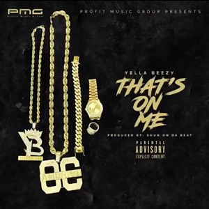 That's On Me - Single Mp3 Download