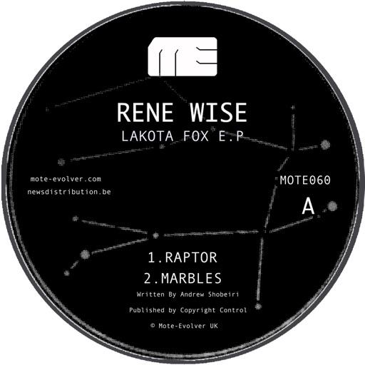 Lakota Fox - EP by Rene Wise