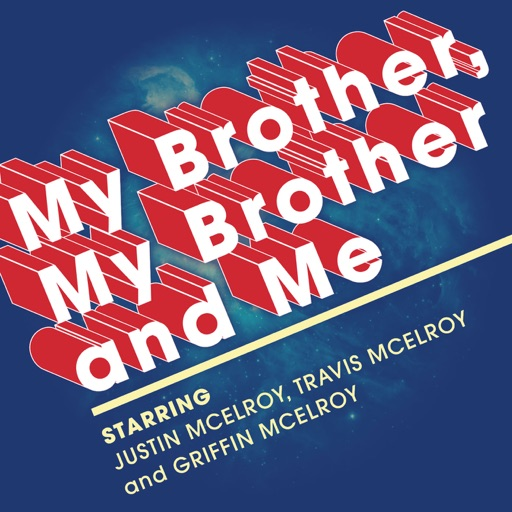 Cover image of My Brother, My Brother And Me