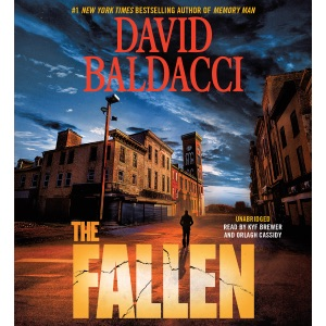 The Fallen (Unabridged) - David Baldacci audiobook, mp3