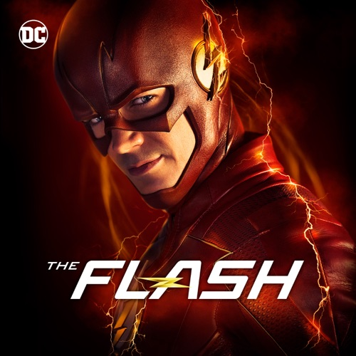 The Flash, Season 1-4 poster