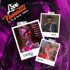 love nwantiti (feat. Axel & DJ Yo) [Remix]