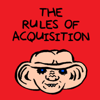 The Rules of Acquisition: A Star Trek Deep Space Nine Podcast podcast