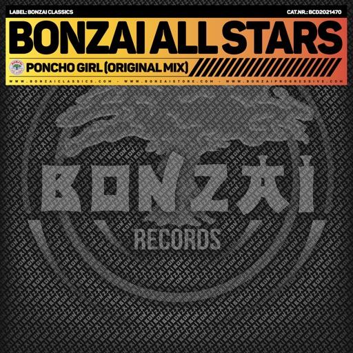 Poncho Girl - Single by Bonzai All Stars