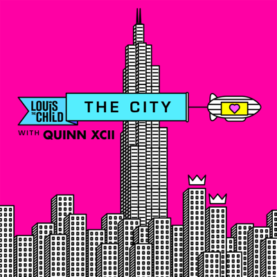 The City - Louis The Child & Quinn XCII song