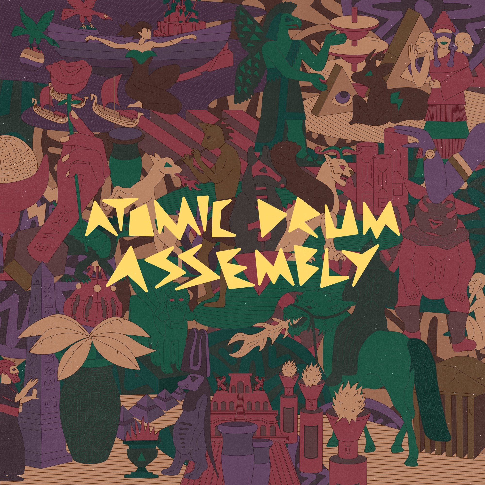 Island Life by Atomic Drum Assembly