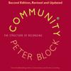 Peter Block - Community: The Structure of Belonging (Unabridged) artwork