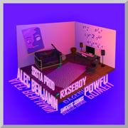 Eyes Blue Like The Atlantic, Pt. 2 (feat. Rxseboy) - Sista Prod, Powfu & Alec Benjamin