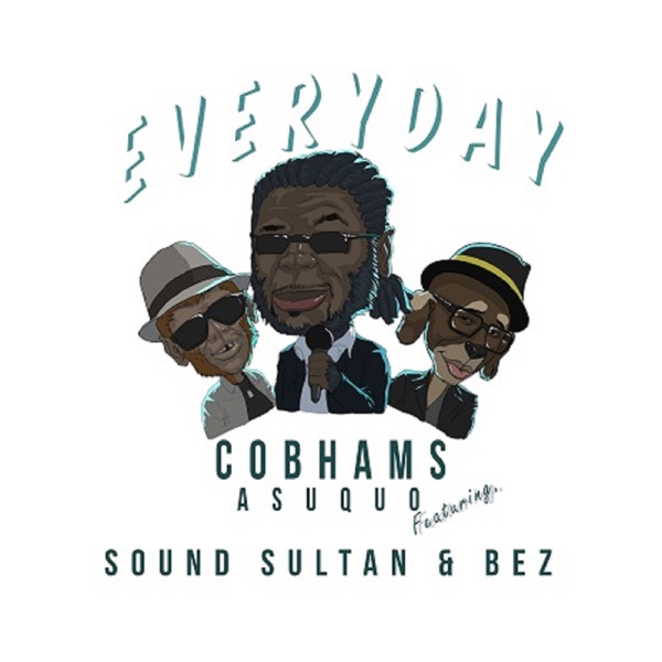 Everyday (feat. Be-Z & Sound Sultan) - Single