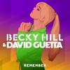 Becky Hill & David Guetta - Remember artwork