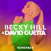 EUROPESE OMROEP | Remember - Becky Hill & David Guetta