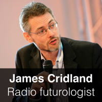 James Cridland - radio futurologist podcast
