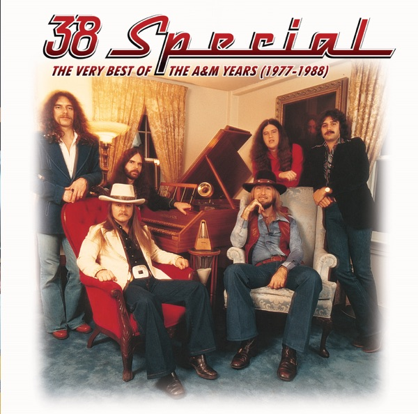 38 Special mit Caught Up In You