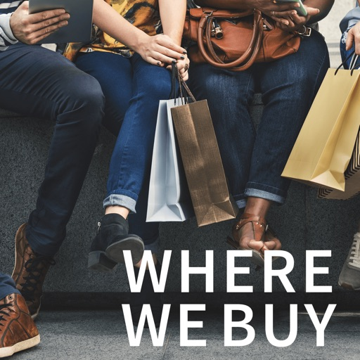 Cover image of Where We Buy: Retail Real Estate with James Cook