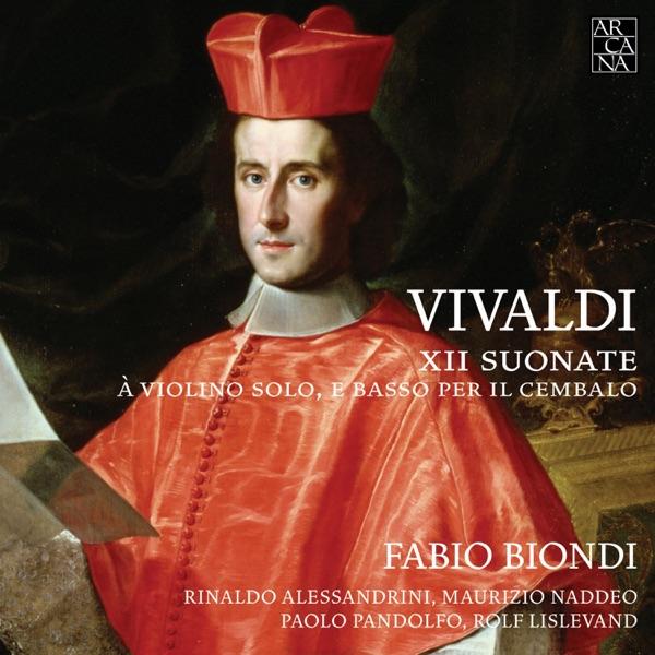 Vivaldi: XII Suonate à violino solo, e basso per il cembalo