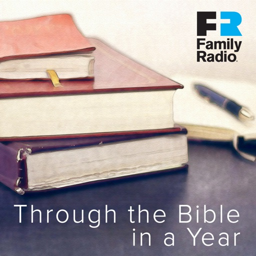 Cover image of Through The Bible In A Year