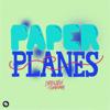 Lucas & Steve & Tungevaag - Paper Planes kunstwerk