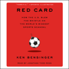 Ken Bensinger - Red Card (Unabridged) Grafik