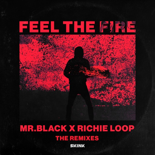Feel the Fire (The Remixes) - Single by Richie Loop & MR.BLACK