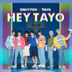 HEY TAYO (Tayo Opening Theme Song (Instrumental))