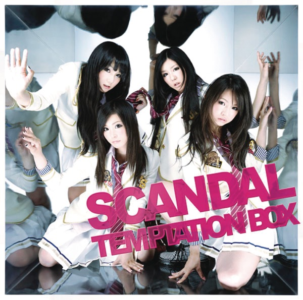 SCANDAL (JP) - Temptation Box