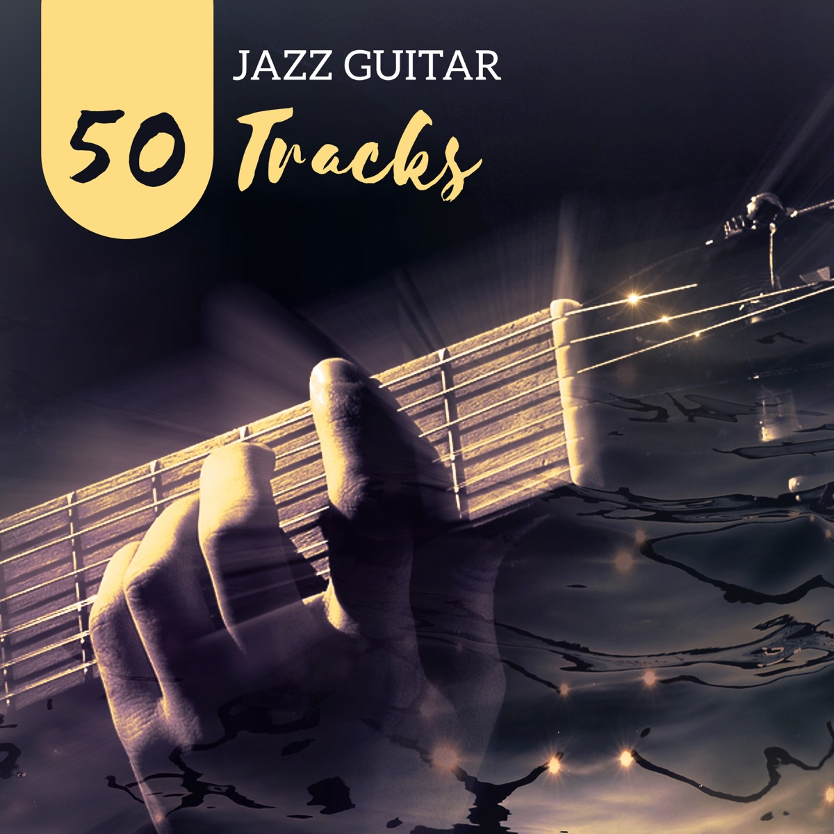 Jazz Guitar - 50 Tracks, Relaxing Instrumental Music, Free