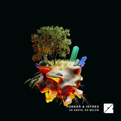 As Above, So Below - Single by Punker & Intrex