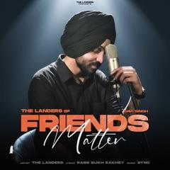 Friends Matter - EP