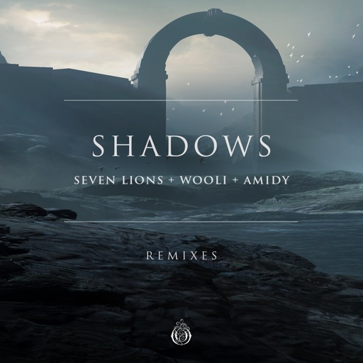 Shadows (Remixes) - EP by AMIDY & Seven Lions & Wooli